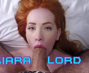 [WakeUpNFuck.com / WoodmanCastingX.com] Kiara Lord (Wunf 322) (06-12-2020) [2020, All Sex, Anal, Ass Licking, Ass To Mouth, Blowjob, Booty, Cumshot, Double Penetration (DP), Gapes, Redhead, Rimjob, 540p]