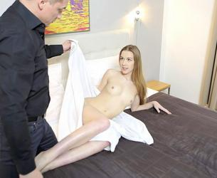 [Beauty4K.com / TeenMegaWorld.com] Dominika (aka Alexis Crystal) (First Time In New Studio / 08.06.2015) [All sex, Blonde, Blowjob, Casting, Facial, Teens, Shaved, Hardcore, 2160p, UltraHD 4K]