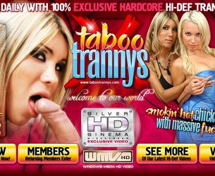 [Transsex] Carla Thompson and Rick (TabooTrannys.com) [2009 g., Transsex, SheMale, SiteRip, 720p]