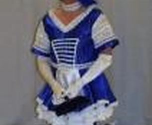 Maid Victoria Pics (Blue Uniform)