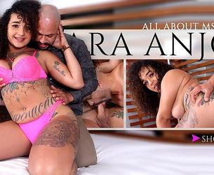 [IKillItTS.com / Trans500.com] Maynara Anjos / All About Ms.Anjos (03-09-2020) [2020 g., Transsexuals, Shemale, Anal, Big Tits, Blowjob, Bubble Butt, Cumshot, Hardcore, Shemale / TS on male, 720p, SiteRip]