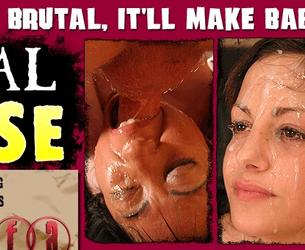 [FacialAbuse.com] (41 rolik) Pack / Licewoe unizhenie (chast' 3) [2008-2009, FaceFucking, Facial, DeepThroat, BlowJob, Hardcore, Anal, DP, Group, 720p, 1080p]