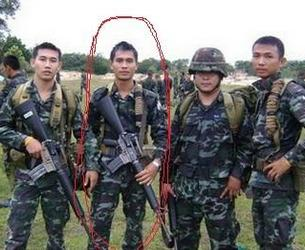 [Thai] Military Scandal - Soldiers fucking a prostitute [Picset]