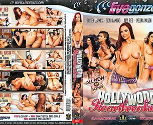 Hollywood Heartbreakers 1 / Golliwudskie Serdceedki (Chris Streams, LiveGonzo.com / Jules Jordan Video) [2012 g., Anal, Big Boobs, Facial Cumshot, Swallow, WEB-DL, 540p] (Split Scenes) (Skin Diamond, Amy Brooke, Amy Reid, Jayden Jaymes, Melina Mason)