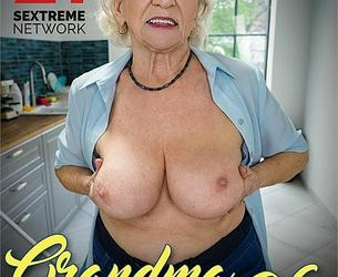Grandma Gets Nailed 26 XXX WEBRiP x264