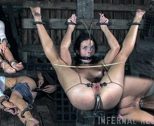 [InfernalRestraints.com] Wenona - A WENONA PIECE (04.09.2020 g.) [2020 g., BDSM, Bondage, Anal Play, Anal Hook, Toys, Dildo, Tits Torture, Torture, Caning, Vibrator, Spanking, Suspension, Whipping, Clothespins, SiteRip, 720p]