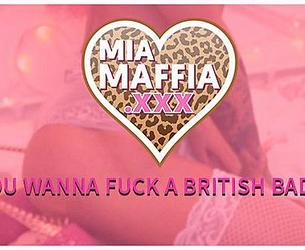[MiaMaffia.xxx] Mia Maffia - So You Wanna Fuck A British Bad Girl (07.08.2020)