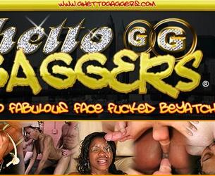 [GhettoGaggers.com] Licewoe unizhenie negritqnok / chast' 3 (41 rolik) [2009-2010, Black, FaceFucking, Facial, DeepThroat, BlowJob, Humiliation, 1080p]