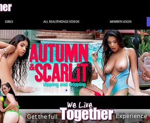 [WeLiveTogether.com / RealityKings.com] SiteRip in 1080p from 2010/09/30 - 2019/12/25 = 452 clips [Lesbian, MILF, Teen, Big Tits] SiteRip 1080p