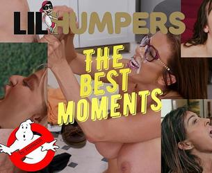 lilhumpers.com The Best Moments by minuxin [1080] [2020 g., Pornstar, Big tits, Cumshot, Compilation]