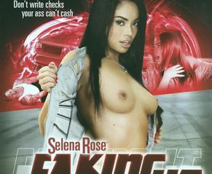Selena Rose - Faking It / Selena Rouz - Sfal'sificiruj ego (Robby D, Digital Playground) [2011 g., Feature, 1080p, Blu-Ray] (Selena Rose, April O'Neil, Kendall Karson, Presley Hart, Erik Everhard, Mick Blue, Charles Dera, Marcus London)