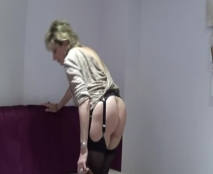 Blackmailed Into Undressing For My