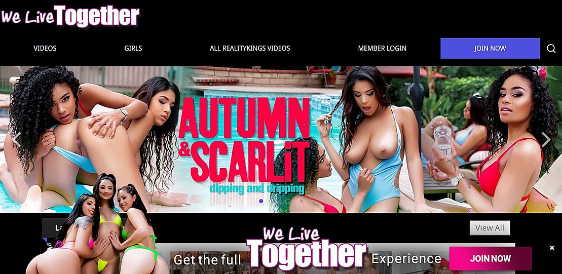 [WeLiveTogether.com / RealityKings.com] SiteRip in