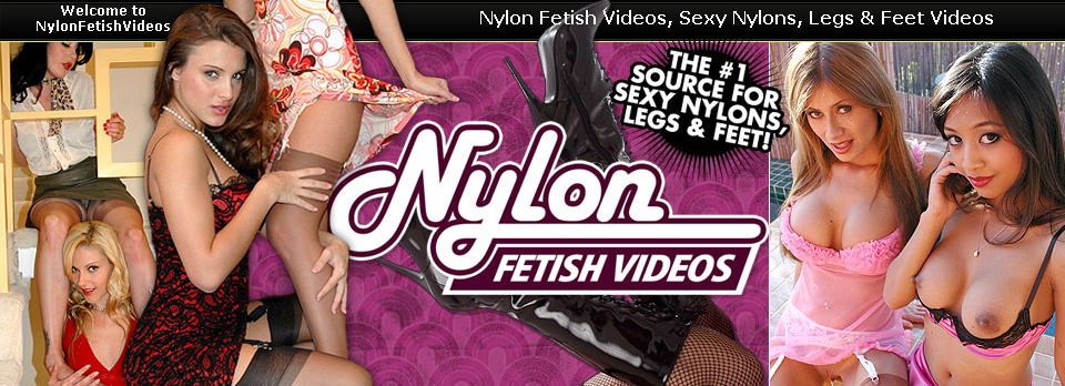 [NylonFetishVideos.com] (241 movies) Nylon Fetish