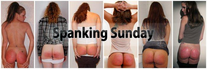 Spanking Sunday --- NuWest: Three