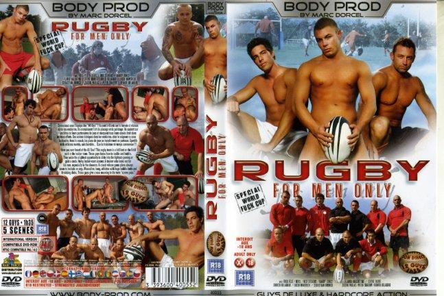 Rugby for men only /
