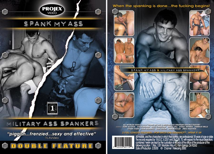 Military Ass Spankers / Spank
