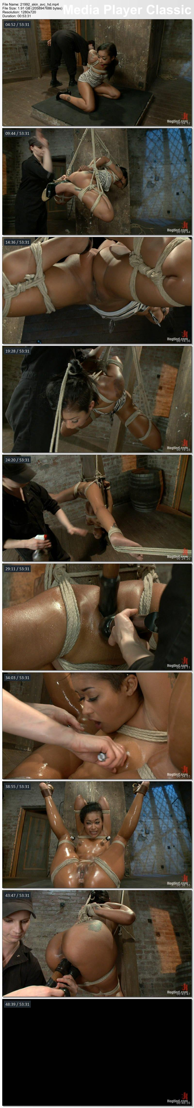 hogtied - Hot and Tight